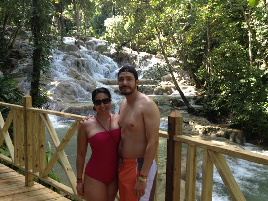 Dunn's River Falls and Park : Ready to start