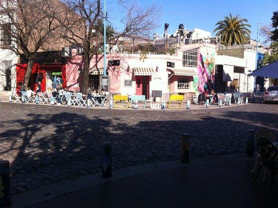 Palermo Viejo: Bares e cafés