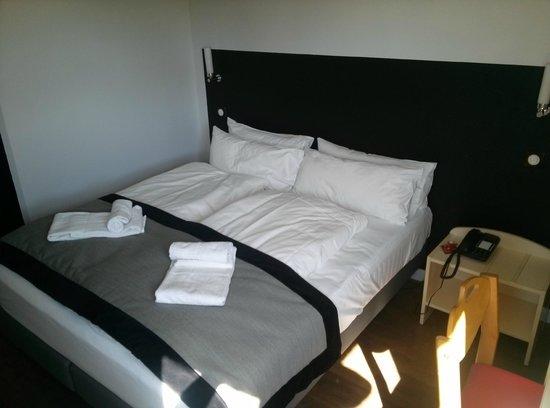 L'Amandier : Standard Doppelzimmer (renoviert)