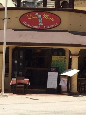 Don Mario Restaurante Pizzeria: Don Mario