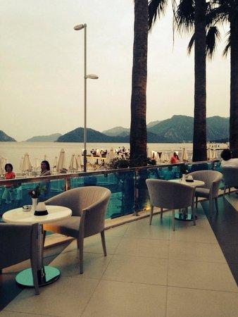 Hotel Marbella: Sunset :)