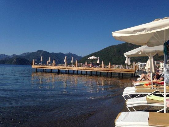 Hotel Marbella: Lovely :)