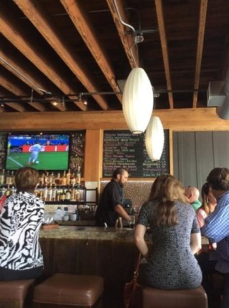 Leroy's Kitchen + Lounge: 2014 World Cup at Leroy's