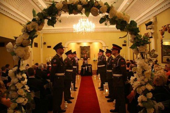 Bridge House Hotel, Spa and Leisure Club: Millenium Room - Civil Ceremony