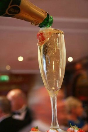 Bridge House Hotel, Spa and Leisure Club: Champagne Reception