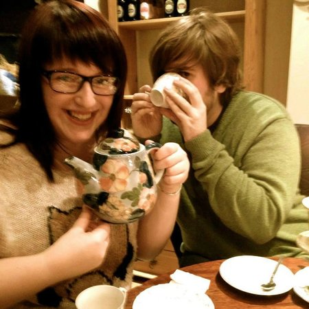The Olde Young Tea House: The best thing about being British - TEA! :)