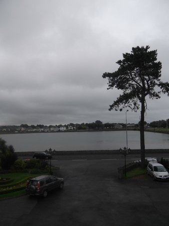 Park Hotel & Leisure Centre: View from room