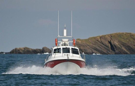 Bristol Channel Charters Ltd: Jay Jay - Evolution 38
