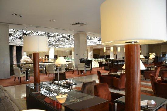 InterContinental Athenaeum: Lobby area
