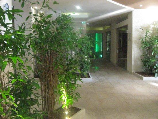 Poiano Resort Hotel: interno SPA : bellissima e completa