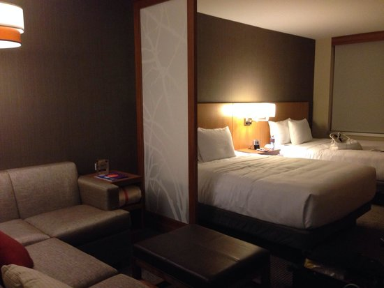 Hyatt Place Chicago / River North: Comfortable rooms