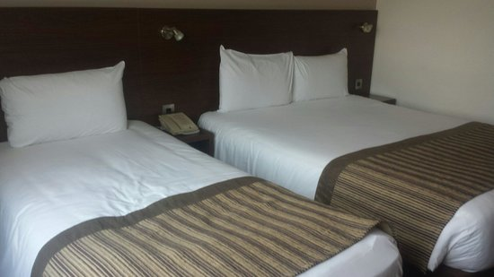 Jurys Inn Bradford: Lovely clean room
