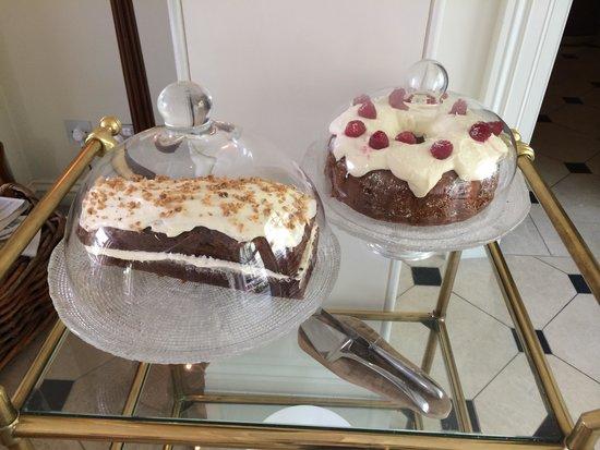 Lime Wood Hotel: Десерты