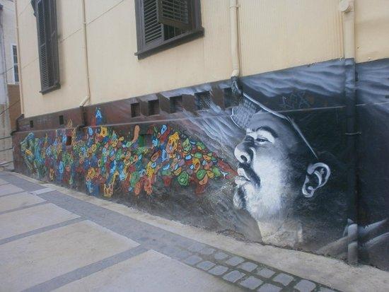 Tours 4 Tips: Graffiti Valparaíso