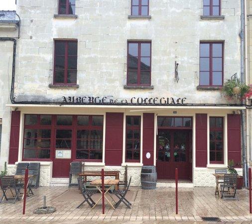 Le Puy à Vins : La belle façade