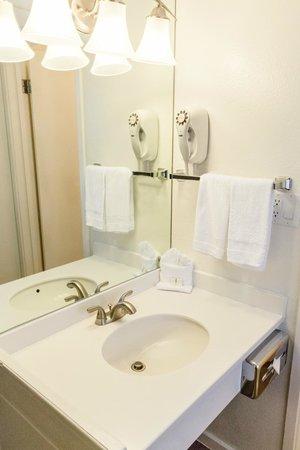 Bathroom Vanities San Diego.Bathroom Vanity With Hairdryer Picture Of Kings Inn San