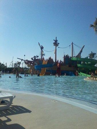 PortAventura Aquatic Park : brco pirata