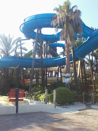 PortAventura Aquatic Park: tobogaes buenisimos