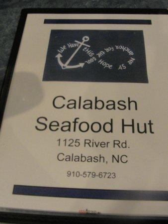 Seafood Hut in Calabash