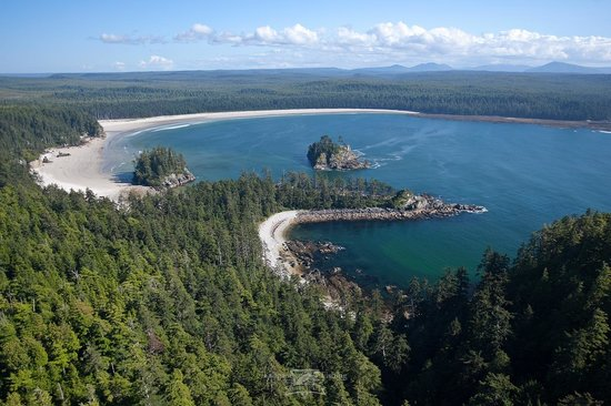 Charter helicopter service from masset to langara island for Langara fishing lodge