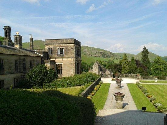YHA Ilam Hall: Gardens