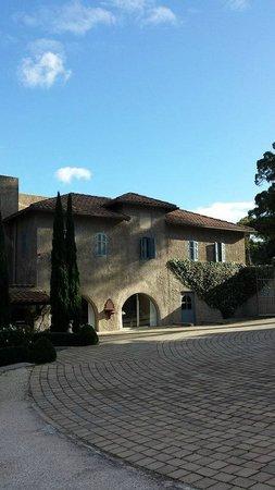 Villa Howden : main enterance