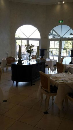 Villa Howden : Food and atmosphere was excellent