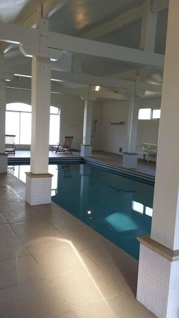 Villa Howden : Heated indoor pool
