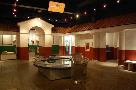 Segedunum: pièce centrale du musée