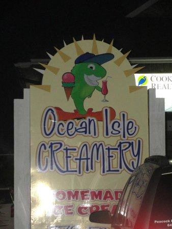 Ocean Isle Creamery