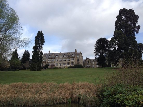 Ashdown Park Hotel & Country Club: View from the gardens