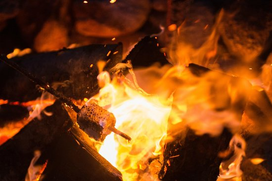 Oceanstone Resort: Bonfire Fun at Oceanstone