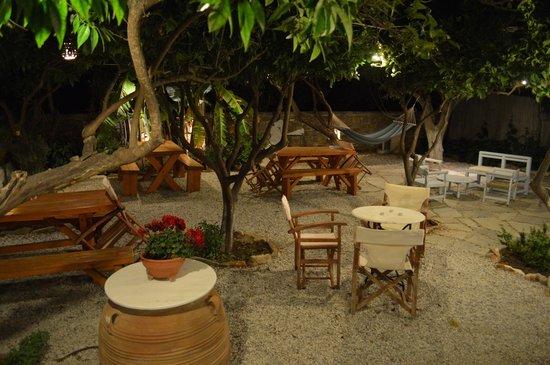 Hotel Aegean Village: Garden