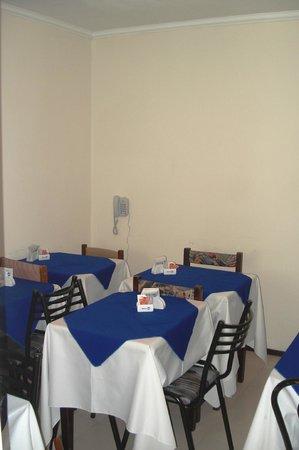 Mari Plaza Hotel : Desayunador