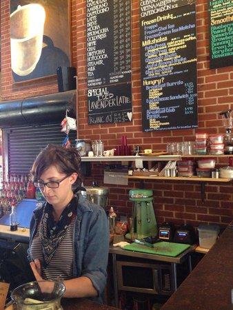 City Market Coffee House
