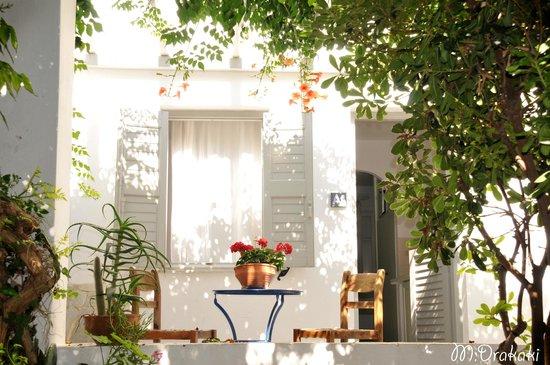 Hôtel Aegean Village : Studio