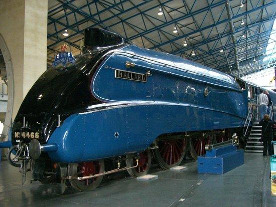 National Railway Museum: Bittern engine
