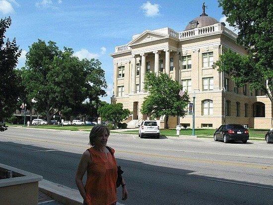 كومفرت سويتس: Ayuntamiento de Georgetown