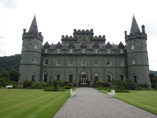 Inveraray Castle : A great view