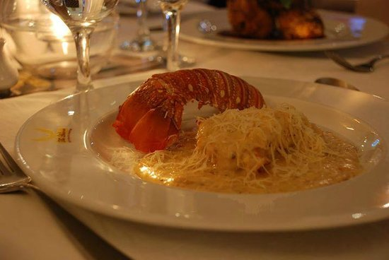 The Heaven Restaurant : Heaven Could be Lobster :) Come and try our tastylicious legendary lobster