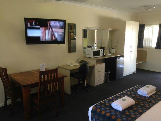 Bluewater Harbour Motel: Garden Room