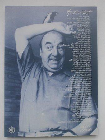 La Chascona (Haus von Pablo Neruda): Pablo