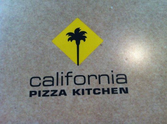 Logo marca - Picture of California Pizza Kitchen, Paramus - TripAdvisor