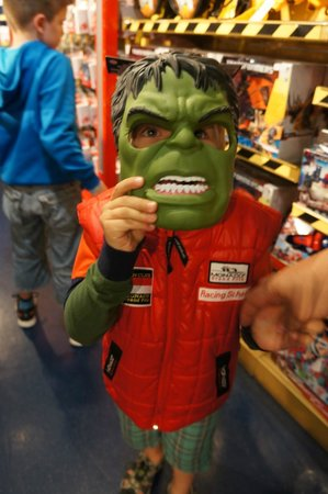 Hamleys Toy Store: :-)
