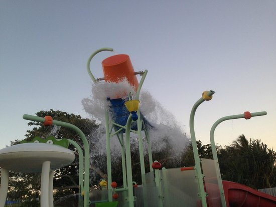 Bluewater Harbour Motel: Have a great Time at the water Park