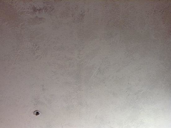 Super 8 Provo Byu Orem : shoddy ceiling paint job