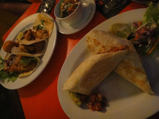La Casita Rarotonga: Taco special