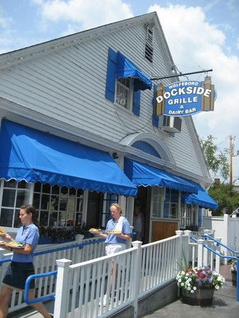 Wolfeboro Dockside Grille