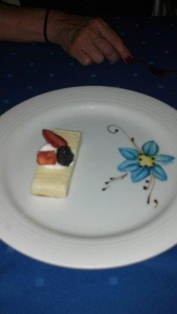 Secrets Capri Riviera Cancun: Amazing food