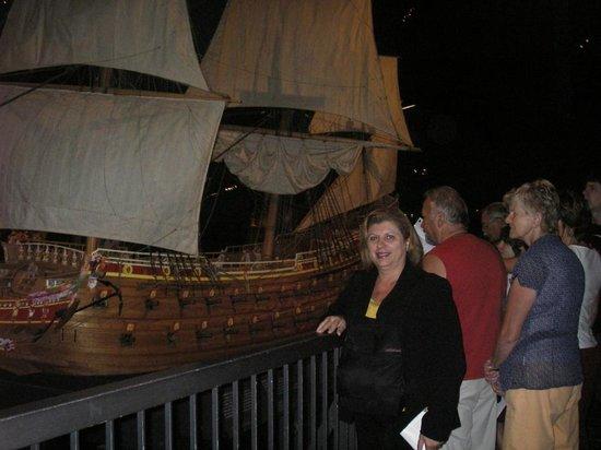 Vasa-Museum: O museu Vasa possui um imenso acervo maritimo